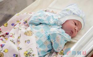 В Луганске посчитали количество браков и новорожденных в первом квартале 2021 года