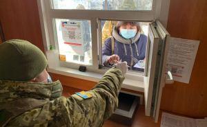 Ежедневный поток людей на КПВВ «Станица Луганская» вырос в среднем на 20%