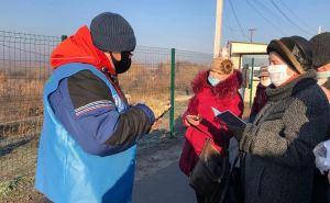 У владельцев «Айфонов» регулярно возникают проблемы при пересечении КПВВ