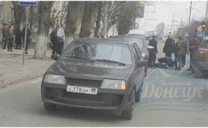 В Донецке рассказали подробности ДТП, в которой двух детей сбил джип
