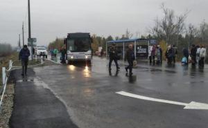 Какой была ситуация на КПВВ «Станица Луганская» в выходные дни