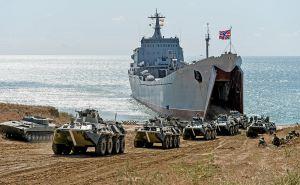 Российская армия отводит части из Крыма и от южной границы