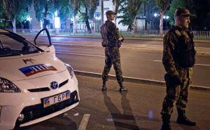 За нарушение комендантского часа в Луганске были задержаны 11 человек