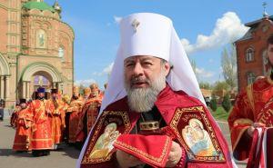 Впервые за несколько лет в Луганск прибыл Благодатный огонь из Иерусалима. ФОТО