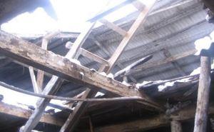 Частичное обрушение кровли в частном секторе в Петровке. Один человек погиб