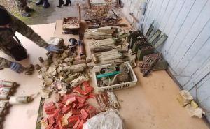 Дубовской схрон: МГБ обнаружило крупный тайник оружия