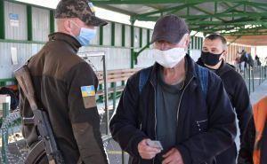 Вчера через КПВВ «Станица Луганская» прошло 1342 человека. Больше был поток из Луганска