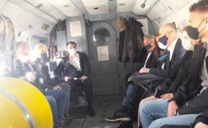 Главы МЗС Бельгии, Люксембурга и Нидерландов прибыли на Восток Украины