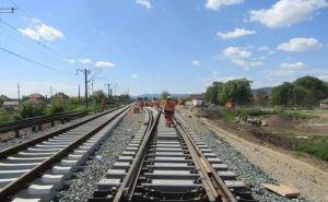 Донецкая железная дорога реконструирует пути на участке Камыш-Заря— Волноваха