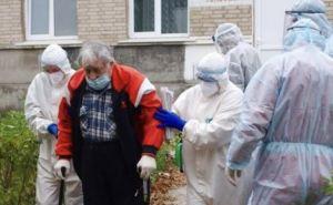 На Луганщине подтвердили 232 новых случая COVID за сутки, смертей нет