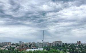 Прогноз погоды в Луганске на 8мая