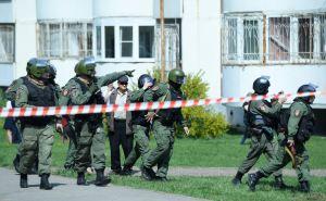 В Казани в школе двое нападавших устроили взрыв и открыли огонь из оружия— погибло 11 человек из них 9 детей. ФОТО