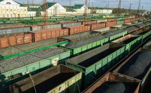 Донецкая железная дорога заработала 223 млн. гривен на грузовых перевозках