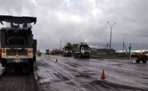 Ремонт дороги «Кременевка— Ялта» начался в Донецкой области
