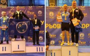 Атлет из Луганской области стал Чемпионом Украины