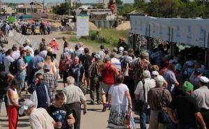 Зачем жители Донбасса пересекают линию соприкосновения