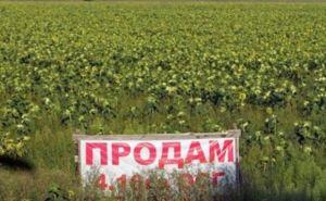 Продать землю в Украине после 1июля станет сложнее