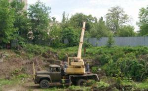Новая зона отдыха для жителей Лисичанска