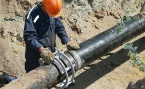 Завтра часть Брянки отключат от водоснабжения на сутки— будут менять трубопровод