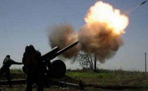 Артиллерийские залпы в Донецке и на окраинах города