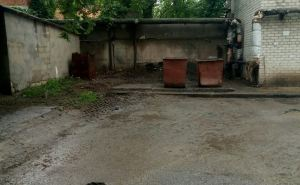 Мусорная свалка в Луганске, о которой вчера написал CXID.info, сегодня уже исчезла. ФОТО
