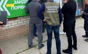 Луганские пограничники торговали амфетамином