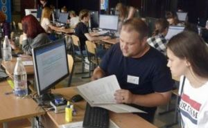 Сегодня начинали свою работу образовательные центры «Крым-Украина» и «Донбасс-Украина»