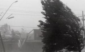 В Луганской области объявили штормовое предупреждение