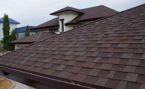 Где купить битумную черепицу для крыши дома?