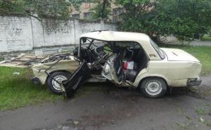 На Луганщине произошло смертельное ДТП с участием пожилой пары
