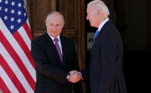 В Женеве началась встреча Байдена и Путина