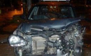 На улице Буденного лобовое столкновение двух автомобилей. К сожалению, пострадали и пешеходы. ФОТО