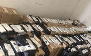 В Луганской области задержали контрабанду сигарет на 5,8 млн