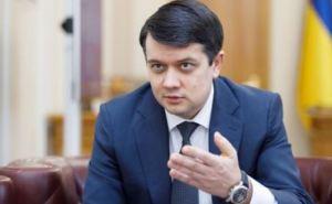 «Разрыв с Донбассом»: Разумкову опять пришлось «объяснять» слова Зеленского
