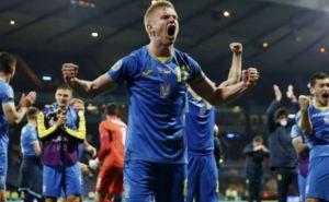 Украина обыграла Швецию и вышла в четвертьфинал Евро