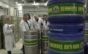 В Луганске увеличили производство пива на 22%, а производство сигарет на 56%