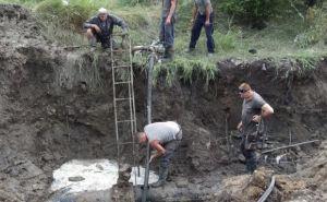 Очередная авария в Ровеньках— город опять без воды