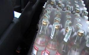 В Луганске в июне за нарушение правил торговли изъяли алкогольной продукции на сумму 240 тысяч рублей