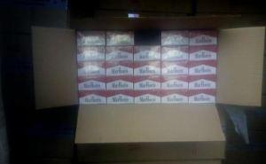 50 тысяч пачек сигарет «Мальборо» случайно нашли налоговики