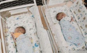 На прошлой неделе в Луганске родились 45 малышей
