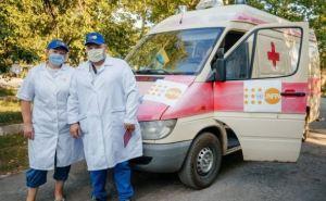 График выезда мобильных клиник в Луганской области