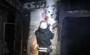 Часть Луганска могла лишиться мобильной связи из-за пожара на рынке. ФОТО