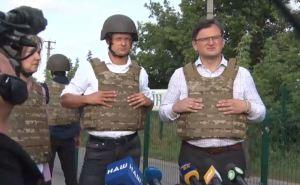 План строительства нового КПВВ в Станице Луганской показали министрам