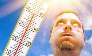 В Луганске сегодня еще жарче. В воскресенье и понедельник будут дожди, но жара не спадет