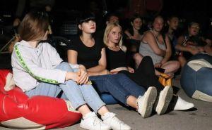 В Луганске кинопоказы под открытым небом будут проводить каждую субботу