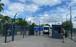 В четверг через КПВВ «Счастье» из Луганска прошло 8 человек. В конце недели на всех КПВВ наблюдалась необычная активность