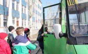 В Луганске с 1сентября будет возобновлен льготный проезд для школьников и студентов я