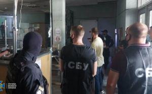 Крупное луганское химпредприятие сбросило опасные отходы в Северский Донец.ФОТО