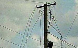 МЧС в Луганске заявили, что из-за шторма без электричества остались более 2 тысяч абонентов