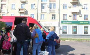 Вдоль линии разграничения на Донбассе запускают бесплатные маршрутки